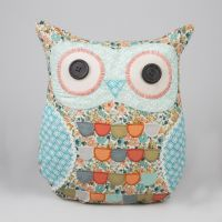 SASS & BELLE - CLARA OWL CUSHION